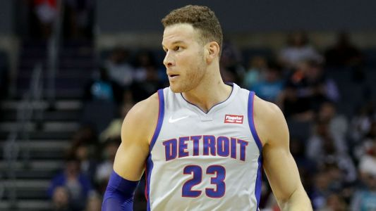 Blake Griffin injury update: Pistons star to miss all of Bucks series, report says