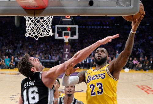 Lakers-Spurs OT thriller among NBA highlights from Monday, Oct. 22