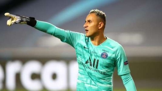 LIGUE 1 - PSG: Keylor Navas happy with the draw against Marseille