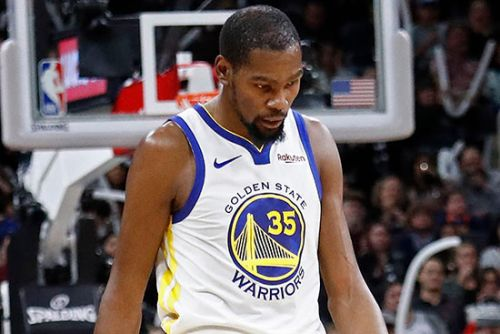 Old nemesis only makes things worse for the Warriors