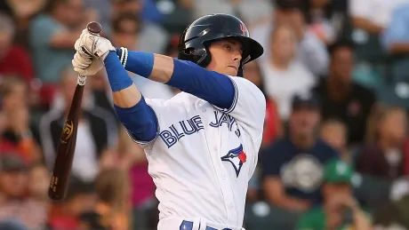 Biggio, Gurriel Jr. reportedly called up to Blue Jays