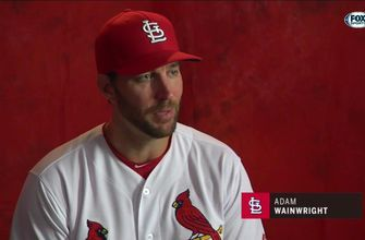 Adam Wainwright: 'I feel like I can still go out there and play'