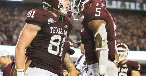 The 5 best SEC offenses for 2019: Where does Texas A&M rank following losses of Trayveon Williams and Jace Sternberger?