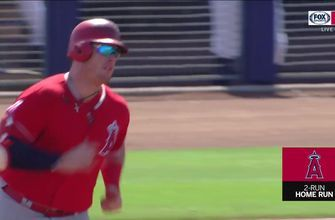 HIGHLIGHTS: Angels fall to Padres 11-4