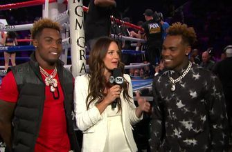 Charlo Brothers make their picks for Pacquiao vs. Thurman ahead of title fight
