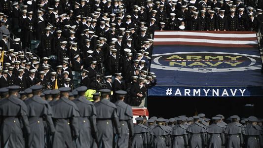 Army vs. Navy score, results and highlights from Saturday's game