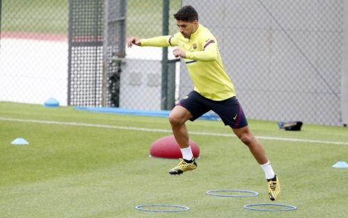 Suarez says playing without fans will feel 'peculiar'