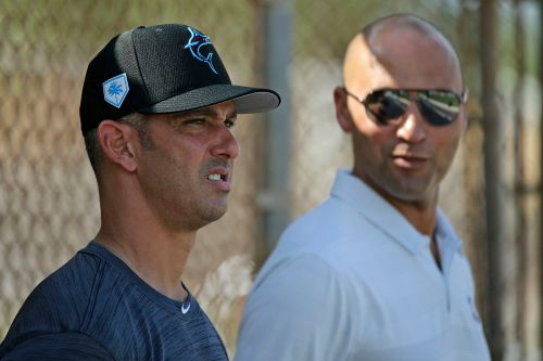 Marlins job brings Jorge Posada back to baseball on his terms