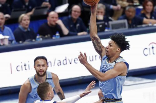 Memphis Grizzlies' Brandon Clarke out at least two weeks with quad injury