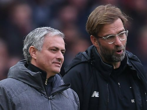 Video: I am tired looking at Robertson! - Klopp and Mourinho best bits