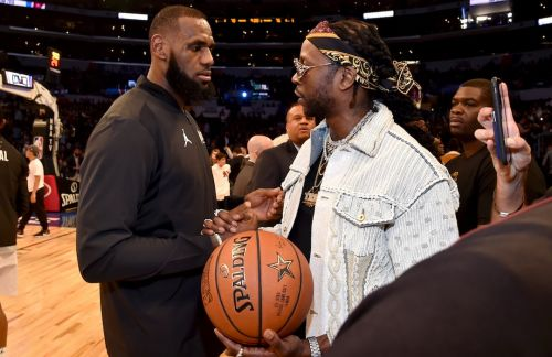 LeBron James is the A&R for 2 Chainz's New Album 🎤