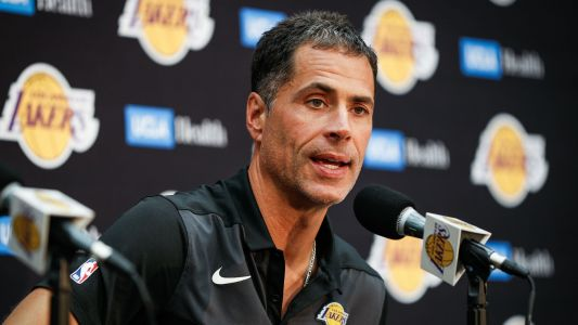 NBA lottery 2019: Lakers jump to No. 4 is 'power asset,' GM Rob Pelinka says