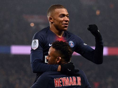 Paris Saint-Germain equal club record in Guingamp demolition