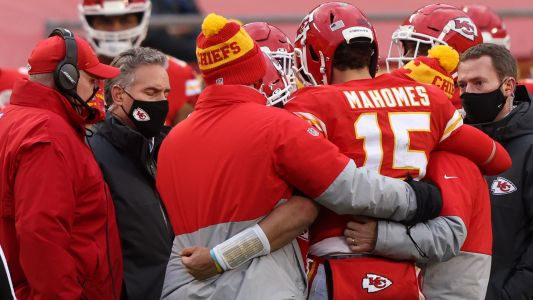 FS1's Colin Cowherd has nuclear take on Chiefs' Patrick Mahomes, AFC championship game