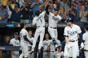 """A-Rod on the Rays forcing a Game 5 against the Astros: """"They have best bullpen the game"""""""