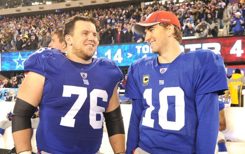 Super Bowl champion Giants share favorite Eli Manning memories