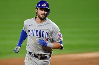 Kris Bryant clubs grand slam, but Cubs fall to White Sox, 9-5