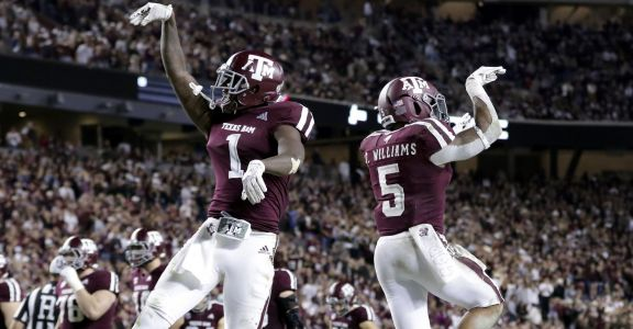 Texas A&M dismantles UAB as No. 7 LSU looms