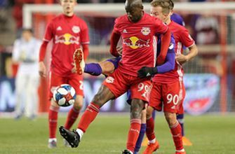 New York Red Bulls vs. Orlando City SC | 2019 MLS Highlights