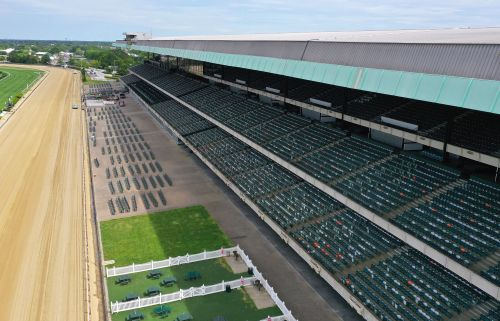 Belmont reintroduces live sports to New York as racing is back