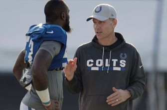 Colts defensive coordinator ready for challenge Cowboys present