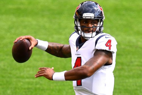 Deshaun Watson is willing to lose millions sitting out for Texans