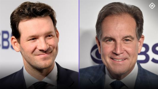 Why Tony Romo and Jim Nantz were destined to work together