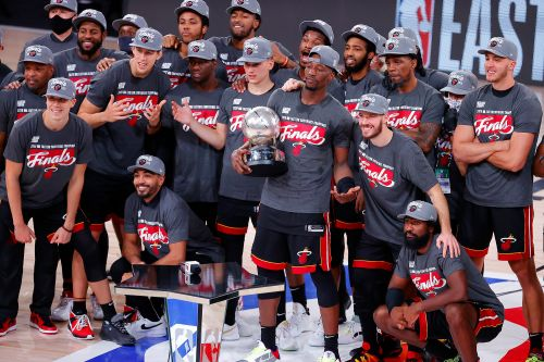 Heat punch ticket to NBA Finals against LeBron James, Lakers