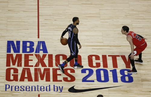 Jazz game in Mexico City is part of NBA's growing presence south of the border
