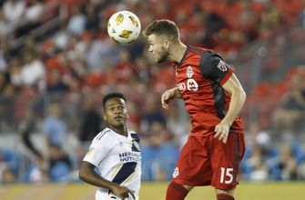 Ibrahimovic scores 500th in Galaxy's 5-3 loss to Toronto FC