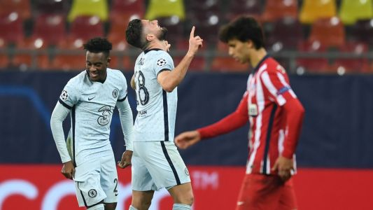 'We had strong intentions to win' - Chelsea deserved Champions League victory over Atletico, says match winner Giroud