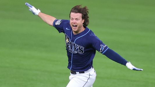 How Brett Phillips became the unlikeliest of Rays' unlikely World Series heroes in Game 4