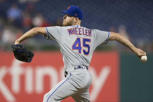 Zack Wheeler forcing Mets into decision they never saw coming