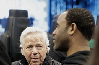 Police: Patriots owner Robert Kraft solicited prostitute