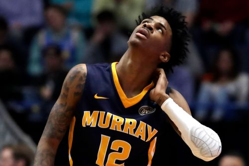 Ja Morant and Murray State get blitzed by Florida State