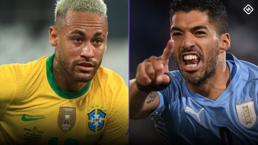 Brazil vs. Uruguay: Time, TV, streaming, betting odds for CONCACAF World Cup qualifier