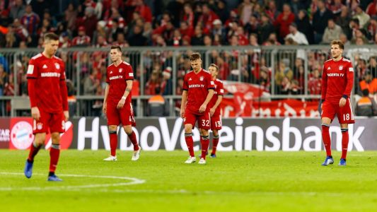 Why this season's Champions League could signal a changing of the guard