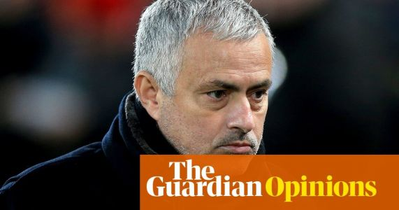 Even a José Mourinho gripped by defensive dogma was better than this