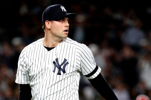 Yankees trade Adam Ottavino to Red Sox in cash-saving move