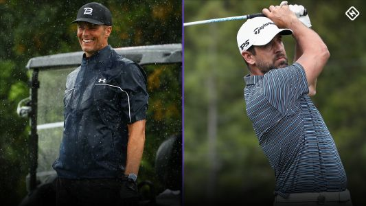 Tom Brady vs. Aaron Rodgers: Who's the better golfer heading into 'The Match 4'?