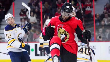 Senators bring back Anthony Duclair on 1-year deal