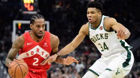 Raptors are a win away from NBA Finals after dumping Bucks in Milwaukee
