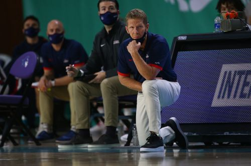 No. 2 Gonzaga has two men's basketball players out as they follow COVID-19 protocols