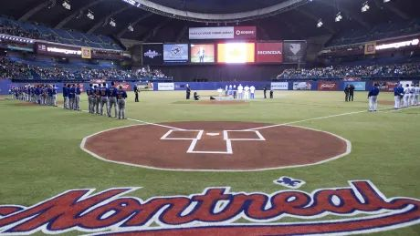 Blue Jays' 2020 spring schedule doesn't include Montreal series