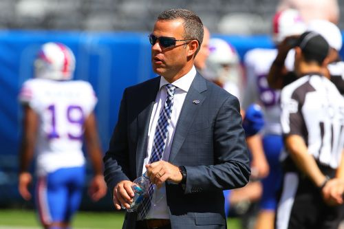 NFL called Bills' Brandon Beane over vaccine-related cuts talk