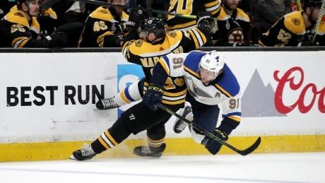 Bruins-Blues: Game 7 will be final chapter of physical series