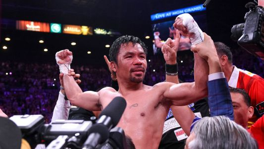 From Manny Pacquiao defying logic to promotional pettiness: The good, the bad and dirty in the week of boxing