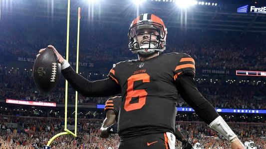 NFL schedule 2019: Are the Browns ready for prime time? We can't wait to watch them give their answer
