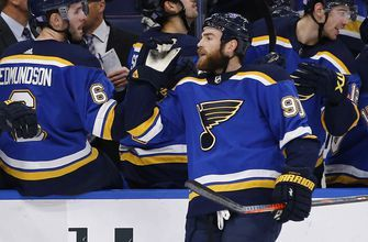 A gentleman and a hockey player: Blues' O'Reilly a finalistfor Lady Byng