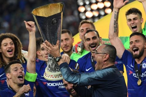 Sarri takes charge at Juventus after leaving Chelsea
